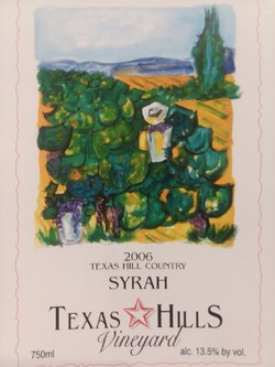 Syrah Estate 2006