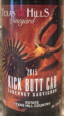 Kick Butt Cab Estate 2015