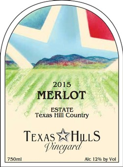 Merlot Estate 2015 Image
